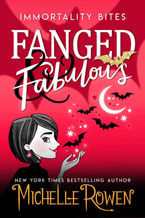 fanged and fabulous cover