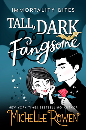 tall dark and fangsome cover